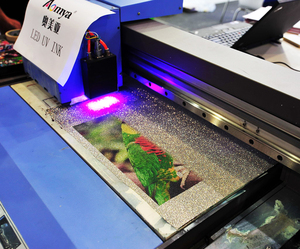 Image 5 - 1 ボトルの x 500 ミリリットル UV インク/UV LED インクエプソン UV フラットベッドプリンタ/3D UV プリンタエプソン 1390 1400 1410 L800 R290 R330