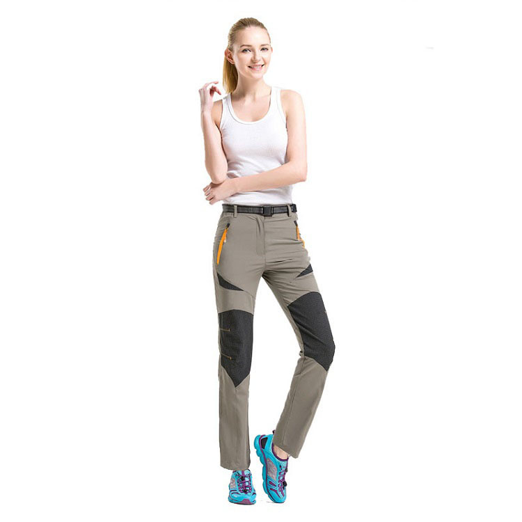 fc9c12d330f 2016 New Women Spring Summer Hiking Pants Sport Outdoor Fishing Climbing  Trekking Camping Trousers Quick Dry Female Pants VB003