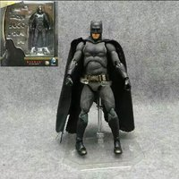NEW hot 15cm Justice league batman The Dark Knight Rises Joker action figure toys collection Christmas gift doll