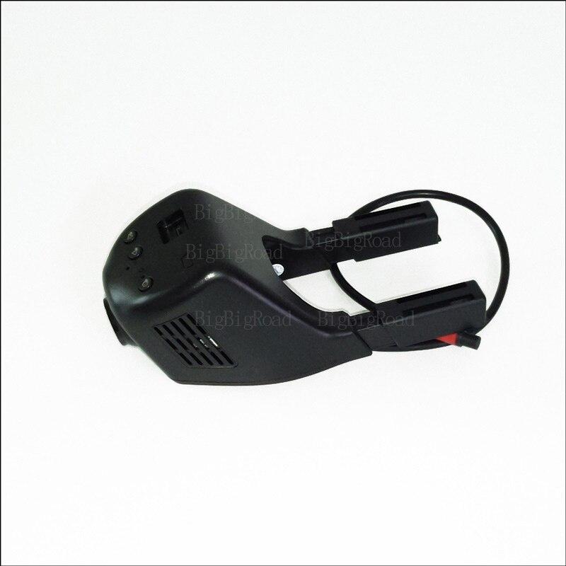 BigBigRoad For Nissan Venucia LEAF X-Trail Teana maxima March Venucia R50 Car Wifi DVR Video Recorder FHD 1080P Car Black Box