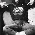 2017 Casual Camisola Com Capuz Mulheres Arctic Monkeys Carta Imprimir Hoodies Harajuku O Pescoço Completo Manga Camisolas Pretas plus size