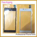 Original For Sony Xperia Xperia M2 D2302 D2303 D2305 D2306 Out Front Glass Lens+Touch Screen Digitizer Parts +LOGO