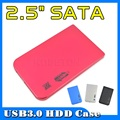 """Fashion Portable Usb 3.0 to SATA 2.5"""" External HD Hard Disk Drive Hdd Case Enclosure 2.5 inch for Laptop Computer"""