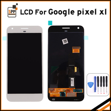 Original Google Pixel XL LCD Display With Touch Screen Digitizer Assembly Replacement Parts For 5.5″ Google Pixel XL LCD