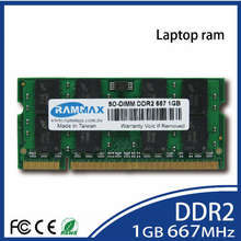 New sealed Laptop ddr2 Memory Ram 2GB SO-DIMM 800Mhz/PC2-6400/200-pin work with