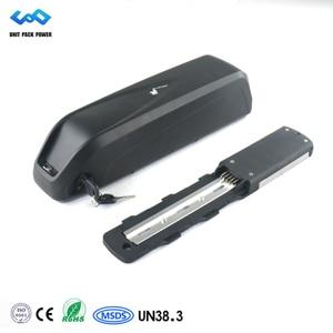 Image 2 - 36 וולט Hailong eBike סוללה 36V 17Ah 15Ah 13Ah 10Ah עם פנסוניק/LG/סמסונג סלולרי עבור Bafang BBS01 250W 350W BBS02 500W מנוע