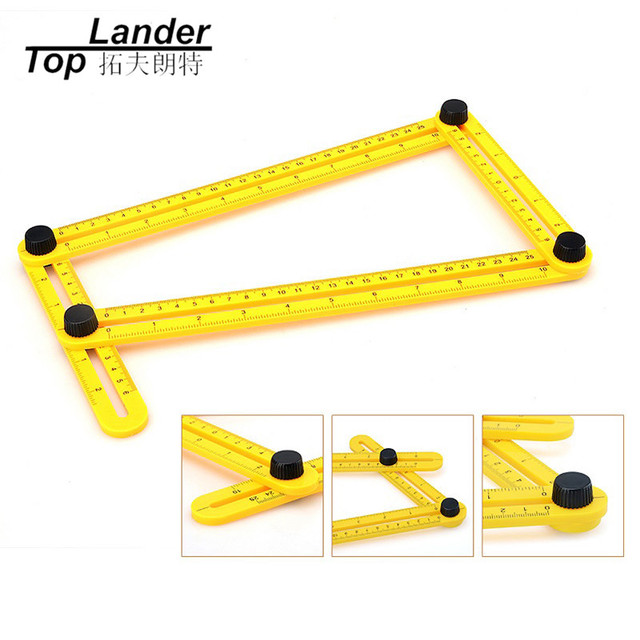 Notification Multi angle Measuring Ruler Angle Measure Multi angle