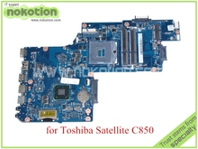 """H000052590 for toshiba satellite C850 laptop motherboard 15.6"""" HM77 HD4000 Graphics DDR3 Mainboard"""