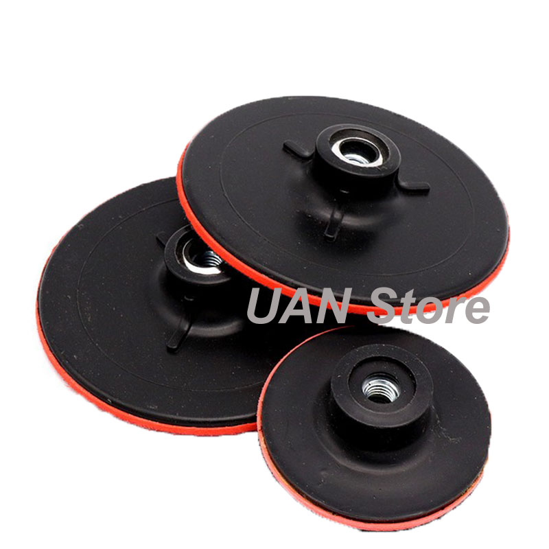 Hearty Uan 3 4 5 Self-adhesive Disc Drill Rod For Car Paint Care Polishing Pad M10 M14 Abrasive Tools