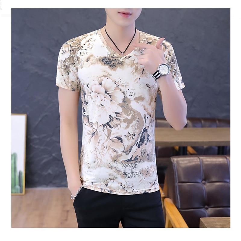 New summer fashion casual men's round collar men's sleeveless undershirt college style 2