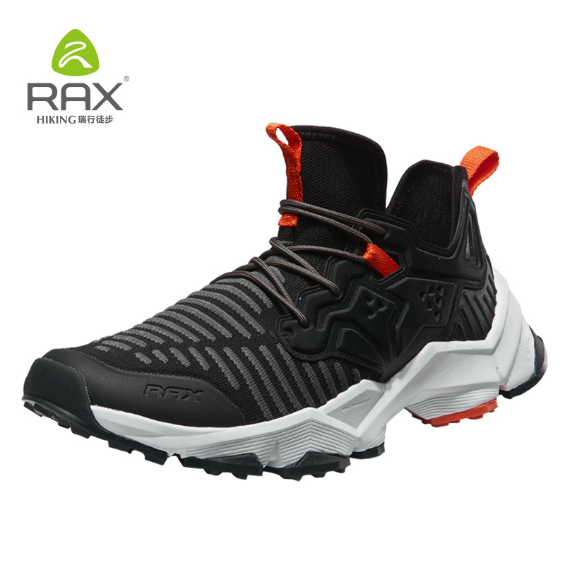 RAX Hiking Shoes Men Breathable Trekking Sneakers for Men Outdoor Shoes Mountainer Big Size Trekking Shoes