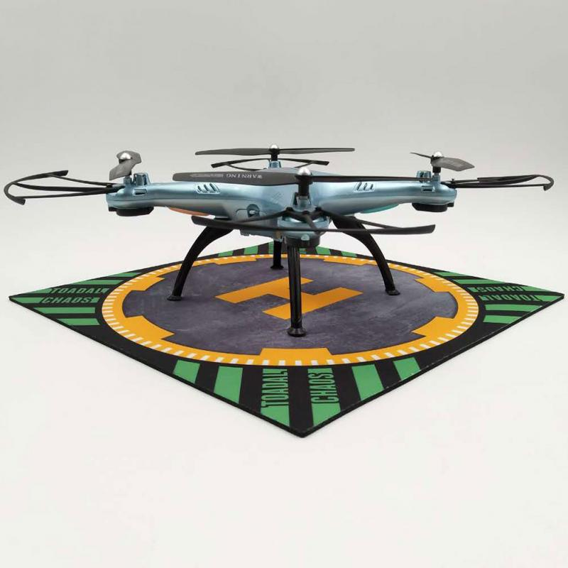 RC Quadcopter Drone Helicopter Fast-fold Landing Pad /Computer Mouse Pad 305*305mm