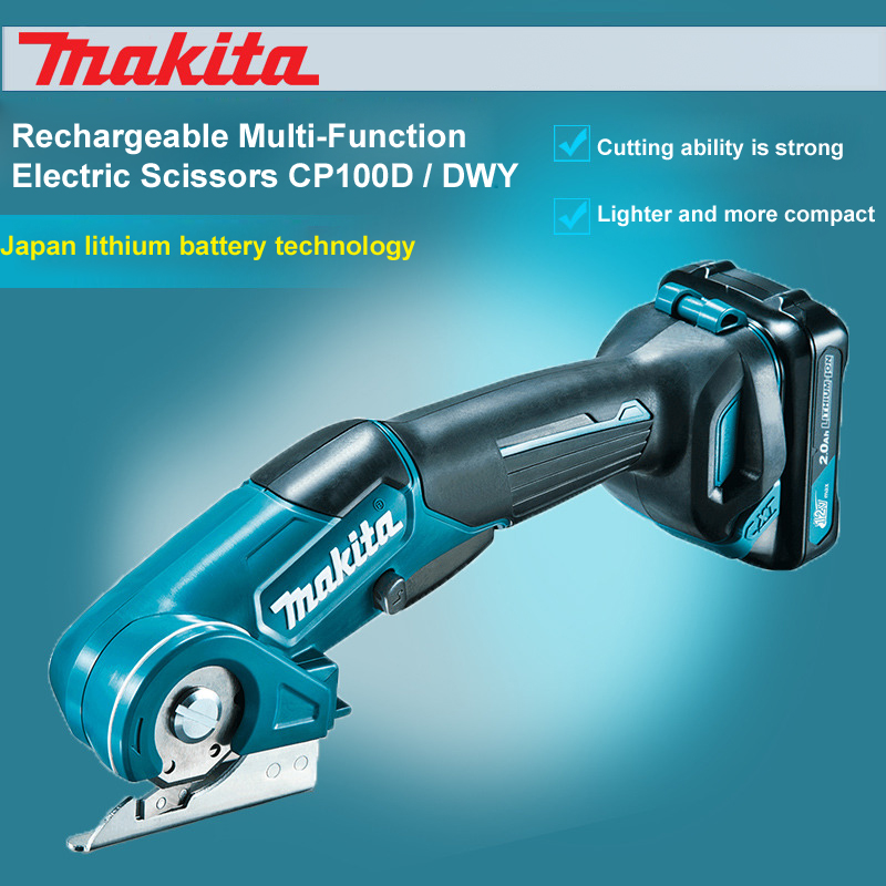 Japan Makita Cp100dwy Z Rechargeable Multi Function