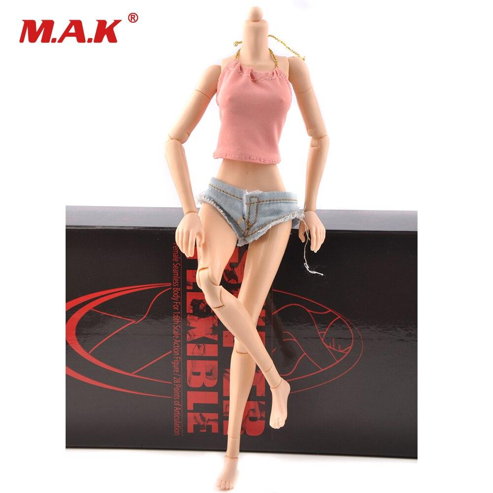 s27b super-flexível petite fêmea sem costura corpos