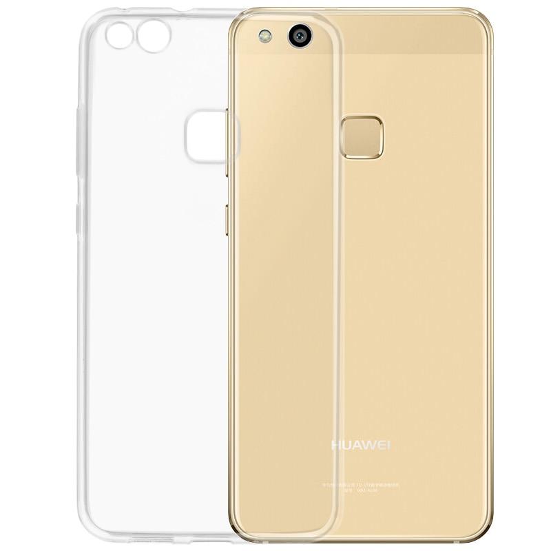 Huawei P8 lite Case max Silicone Protector Transparent Clear Soft Cover Coque Funda Etui Hoesje Accessory