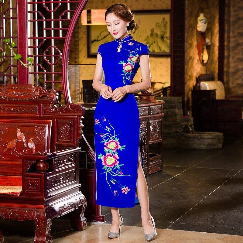 Китайские платья и юбки