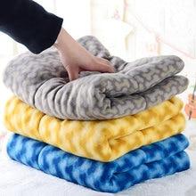 Hot Beds/Mats Cat Dog Bed Rest Blanket Soft Cotton Velvet Thicken Puppy Cushion Warm Sleep Mat Pet Supplies LXY9 DE22