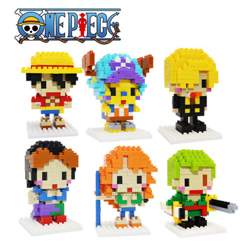 Figuras de Lego de One Piece Figuras de One Piece Merchandising de One Piece