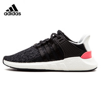 Adidas EQT Boost Men Women Running Shoes,Original Sports Outdoor Sneakers Shoes, Black ,Breathable Shock Absorption BB1234