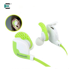 Bluetooth V4.1 in ear buds Earphone Stereo Hifi Music song switch headphones with Mic Sports running headset ear tips earphones