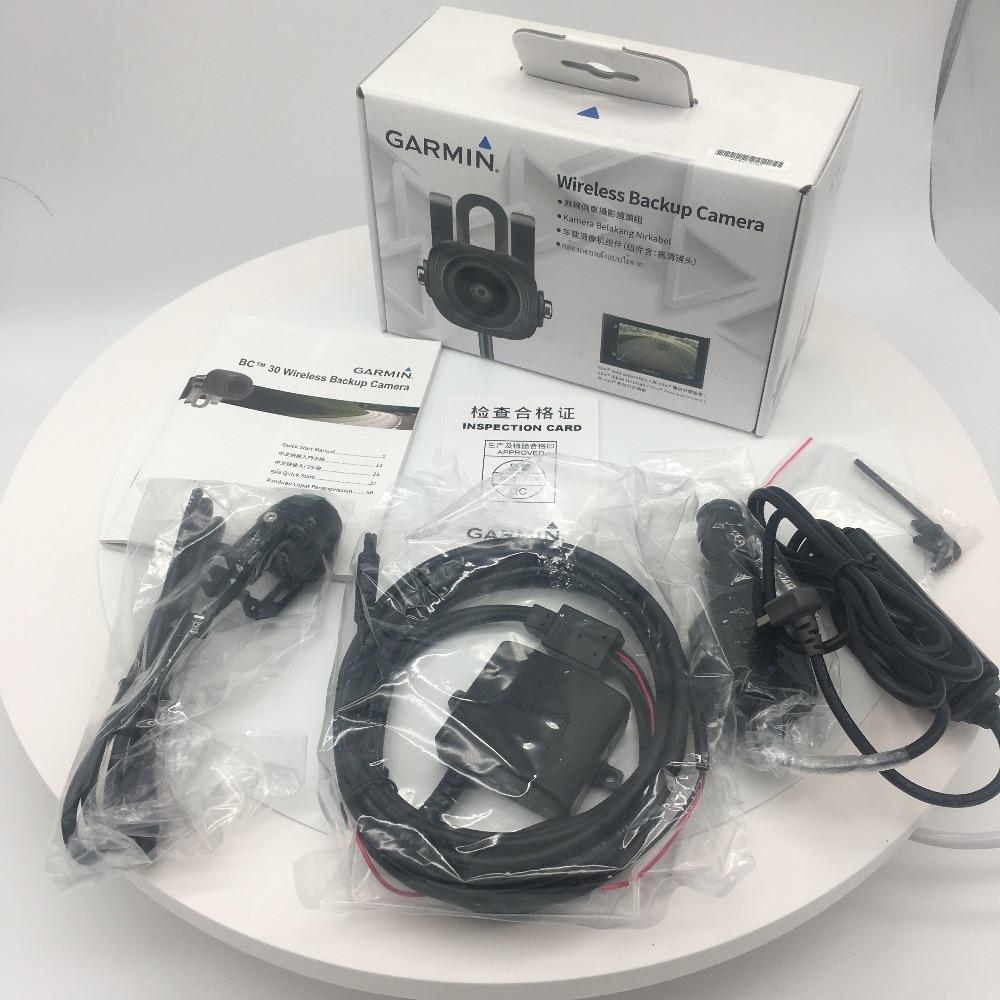 Garmin backup camera