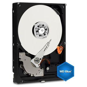 Image 4 - WD 1TB Blue 3.5 SATA 6 GB/s HDD sata internal hard disk 64M 7200PPM  drive desktop hdd for PC WD10EZEX