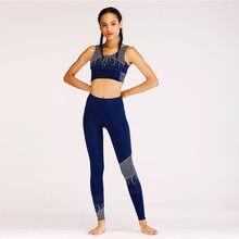 1339c06146d5 Camuflaje impresión Tops Pantalones de deporte al aire libre Fitness  Running Gym ropa Fitness Mujer deportes