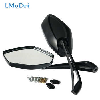 LMoDri 2pcs/Pair Motorcycle Rear View Mirror Motorbike Rearview Mirrors Motocross Back Side Mirror ATV Moto Dirt Pit Bike - DISCOUNT ITEM  36% OFF All Category