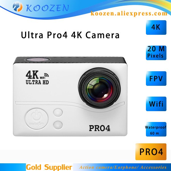 ФОТО 4K PRO4 WIFI Camcorder With FPV AV Signal Output and Splendid Aerial Photography