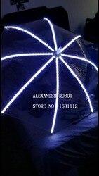 Светодиодный зонтик/реквизит для производительности/зонтик для производительности