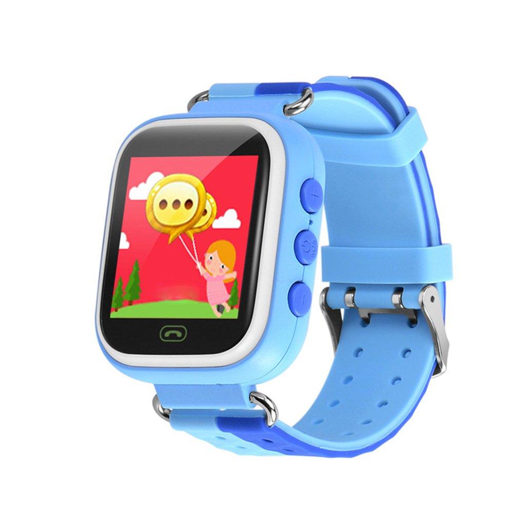 100% QualitäT 1,44 Zoll Touch Screen Q18 Smart Uhr Sos Anruf Gprs Lage Gerät Anti Verloren Tracker Mode Kinder Uhr
