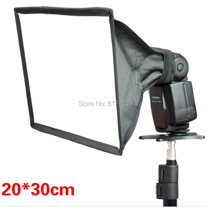 20X30 Difusor de flash de flash para Canon Sony Nikon Pentax - Cámara y foto