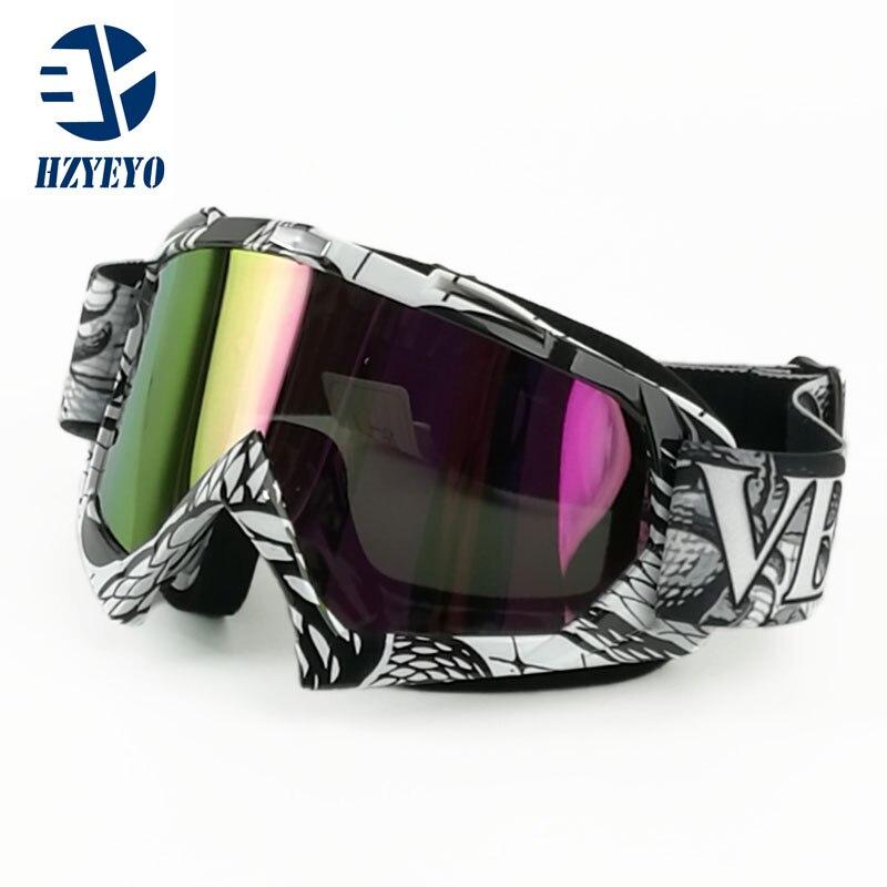 Hzyeyo Protection Skiing Eyewear Outdoor Sports Snowboarding Skate Goggles Men Women Snow Skiing Glasses Skiing & Snowboarding Skiing Eyewear mj16 High Quality Goods