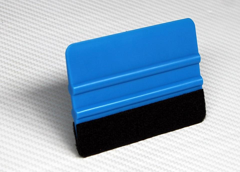 Image 3 - Виниловый фетр Squeegee синий без царапин для окна автомобиля Оттенок упаковочные инструменты PA 1F-in Наклейки на автомобиль from Автомобили и мотоциклы on AliExpress - 11.11_Double 11_Singles' Day