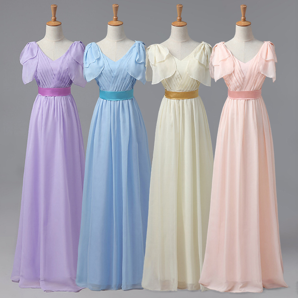 Online Buy Wholesale wedding bridemaid summer dresses from China ...