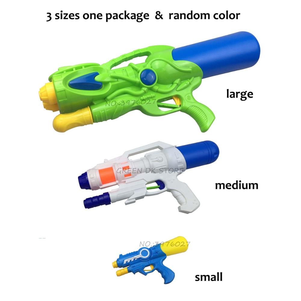 Big Pumping Water Gun Pistol Toy For Kids Adult Squirt Toy Party Outdoor Beach Sand Water Toys