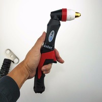 P80 Torch Inverter Plasma Cutter Gun Plasma Cutting Torch Hand Use Head Heavy Duty For Air
