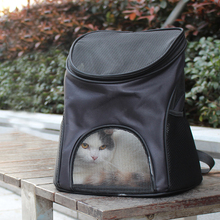 Outdoor Travel Pet Cat Carrier Backpack for Cats Summer Breathable Cat Carrying Bag Goods for Pets Products mochila para gato