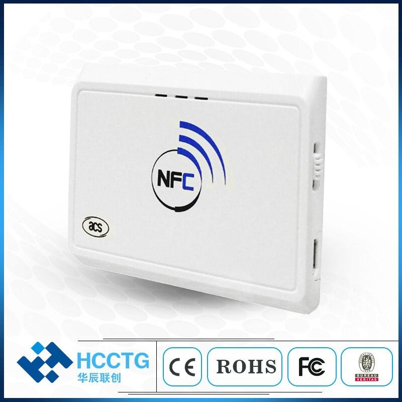 Lecteur sans fil IOS Android bluetooth Rfid lecteur lecteur de carte NFC 13.56 mhz ACR1311U-N2 - 2