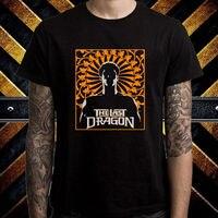 The Last Dragon 80s Martial Art Movie Film Men S Black T Shirt Size S To