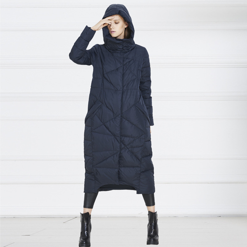Popular Knee Length Winter Coats-Buy Cheap Knee Length Winter ...