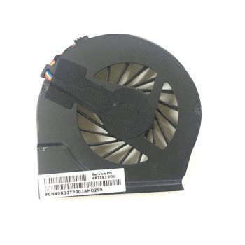new and Original CPU fan for HP G4-2000 G6 G6-2000 G7 G7-2000 cooling fan 683193-001 DFS531205MC0T FB5S 055417R1S FAR3300EPA image