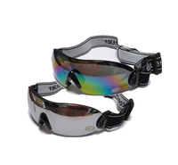 The knight riding Equestrian Horse Racing goggles outdoor goggles UV400 windproof dust blocking virgin daughter neutral