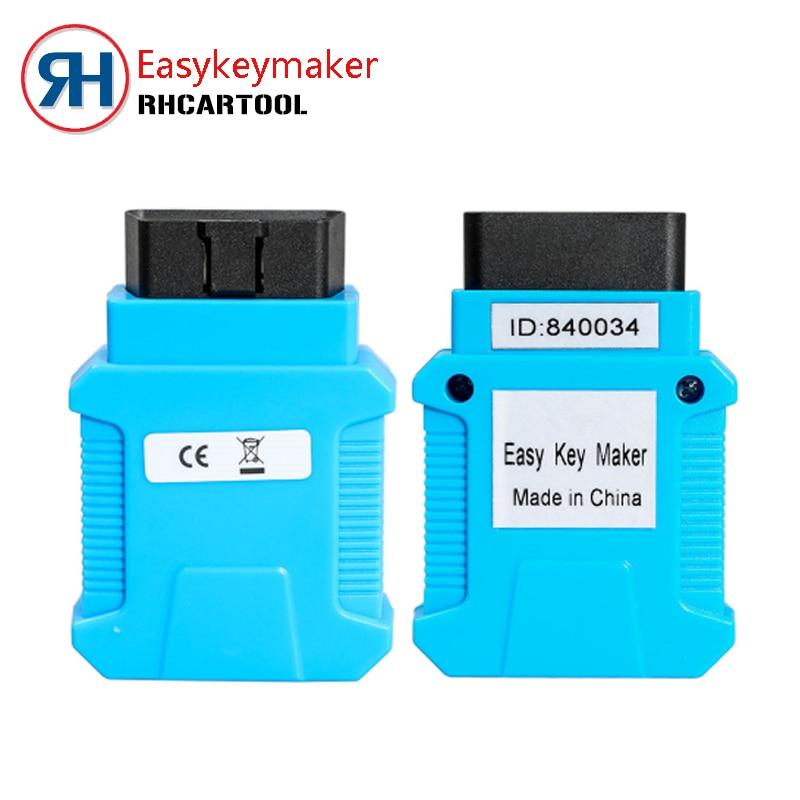 2019 OBD2 Key Programmer For Honda EasyKeyMaker Support All keys lost Transponder key and smart key