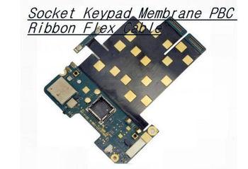 Camera Socket Keypad Membrane PBC Ribbon Flex Cable for HTC Desire HD Inspire 4G 6av3525 1ea01 0ax0 membrane keypad for op25 cnc operate panel 90 days warranty