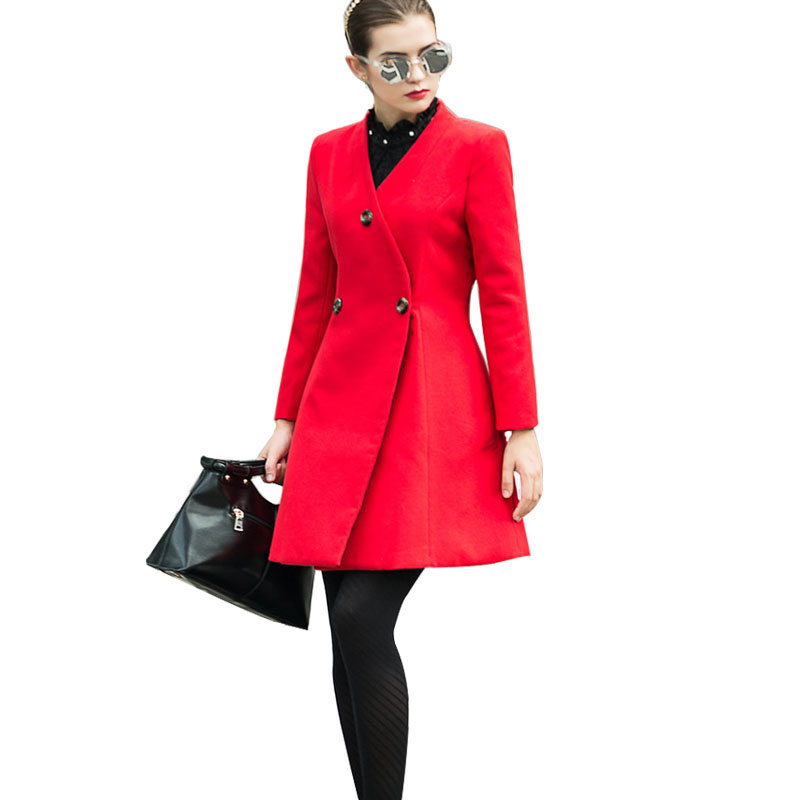 Online Buy Wholesale cheap wool coats women from China cheap wool ...