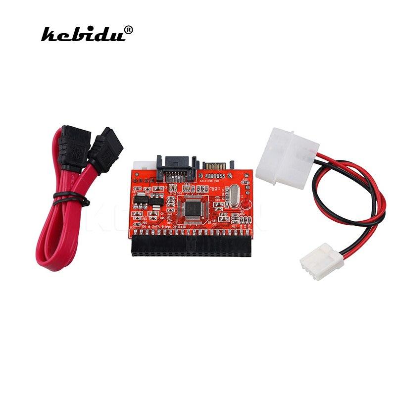 IDE PATA ATA 100//133 to SATA Serial ATA 150 Hot Plug Adapter Kit
