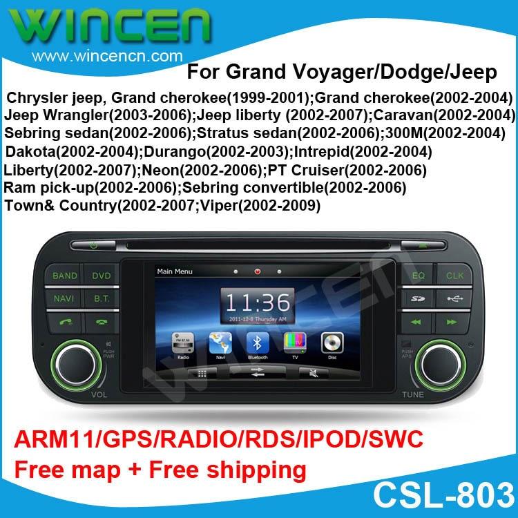 """Chrysler Consumer Guide: Aliexpress.com : Buy 4.3"""" Car DVD GPS Player For Chrysler"""