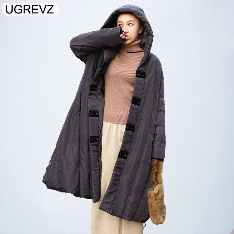 S-7XL Luxury Winter Jacket Vintage Coat Light Korean Down Women Ultra Womens Parka Long Coats Large Plus Size Windbreaker