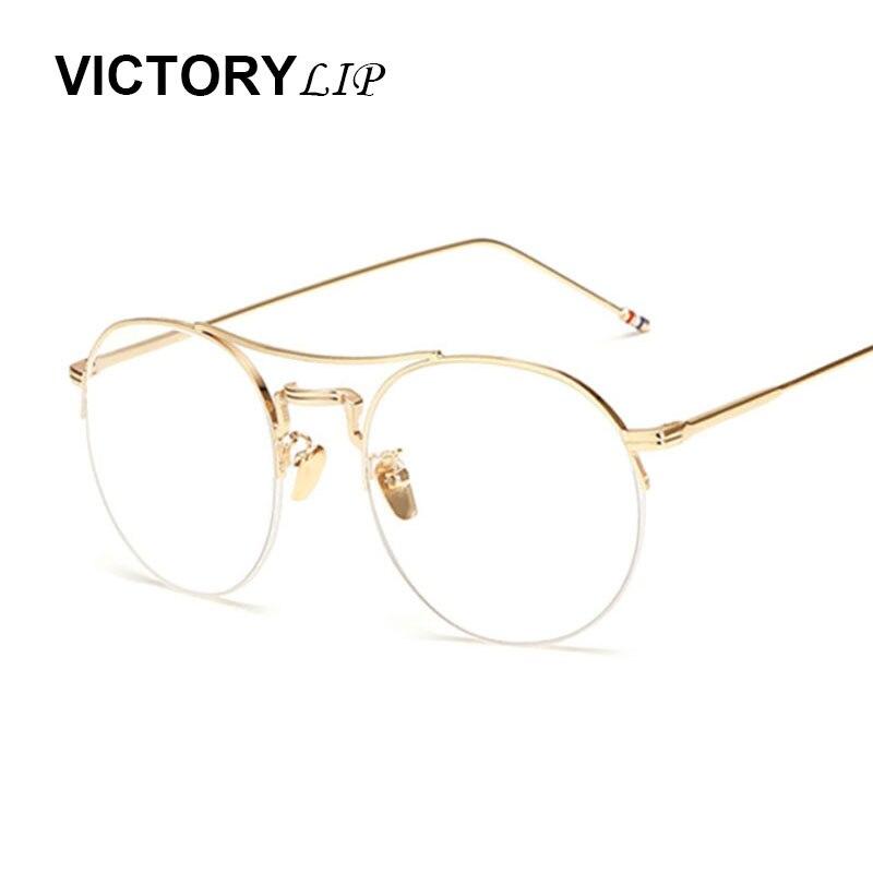 VictoryLip Classic Men Marco Oval de La Vendimia Gafas de Sol Mujer ...